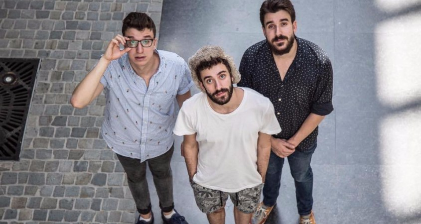 AJR en chair et en os