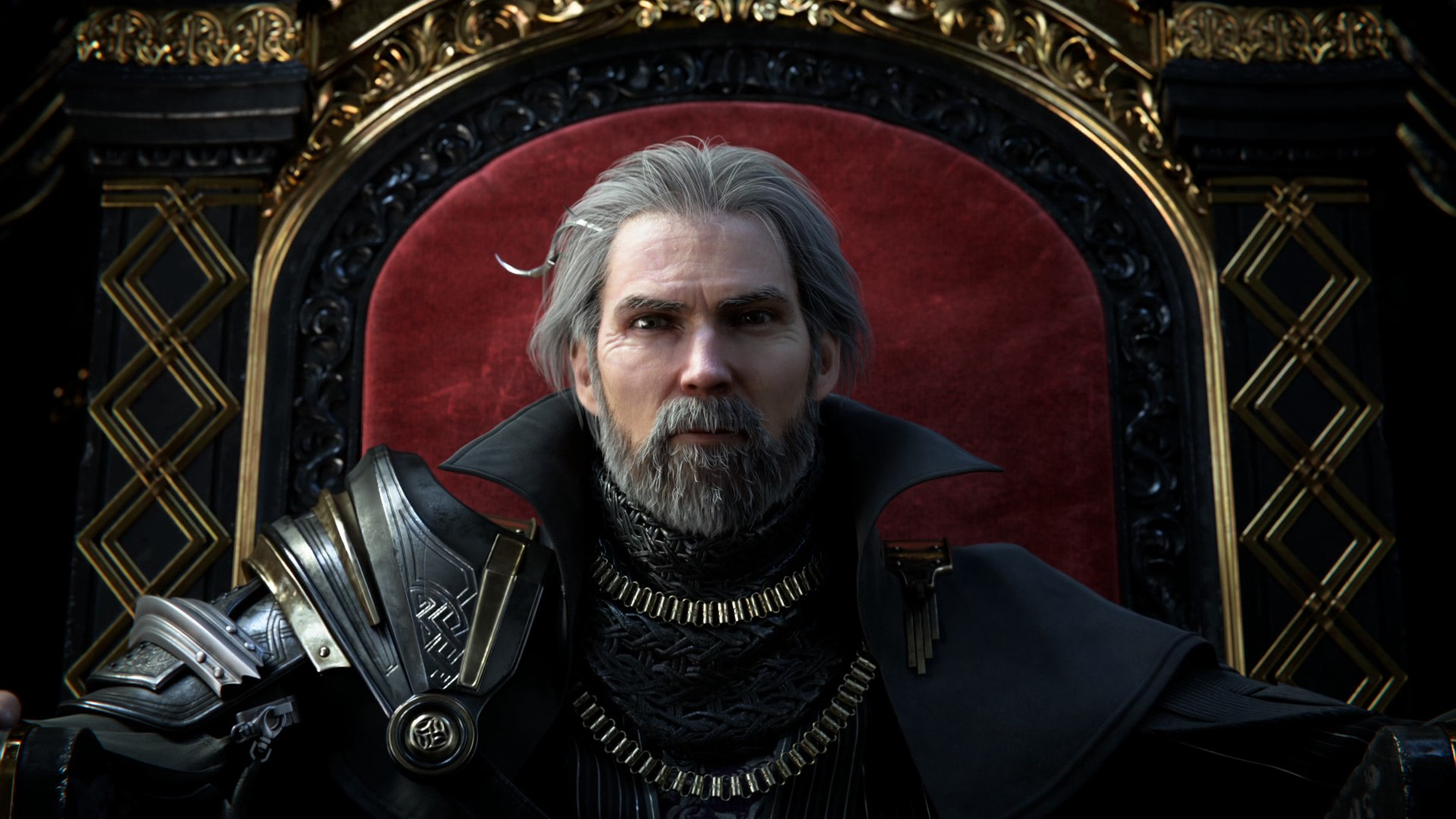 Final Fantasy XV king Regis