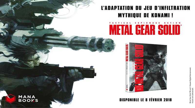 Metal Gear Solid Projet Rex