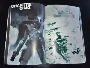 Metal Gear Solid Projet illustration Snake