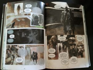 Metal Gear Solid Projet Rex cases comics