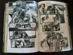 Metal Gear Solid Projet Rex comics