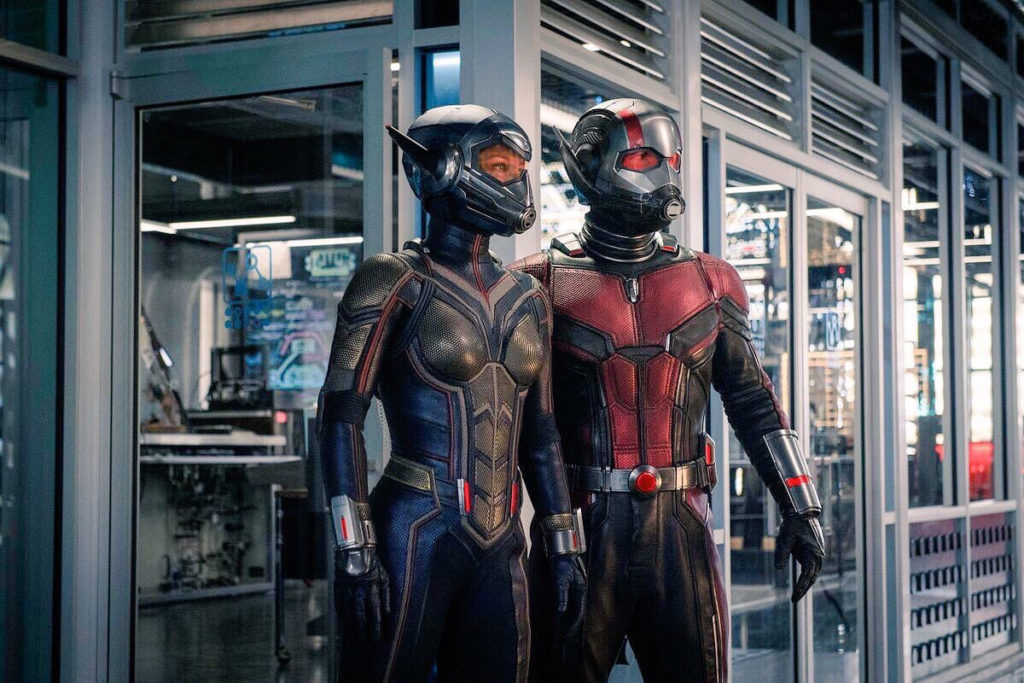 Ant-Man & The Wasp ready for war