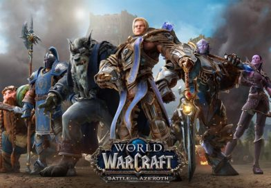 [Test] World of Warcraft : Battle for Azeroth
