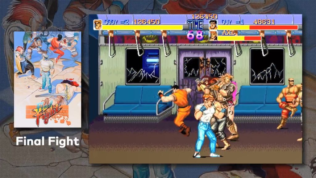 Capcom Beat 'Em Up Bundle Final Fight