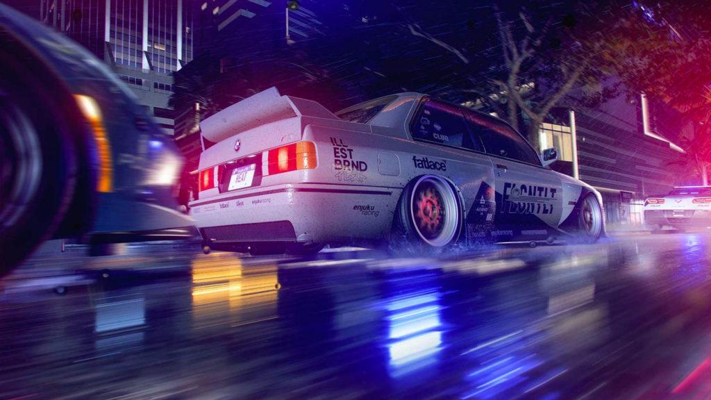 Need for Speed Heat Drift