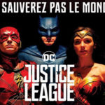 [Critique] Justice League : la ligue 2 des super-héros