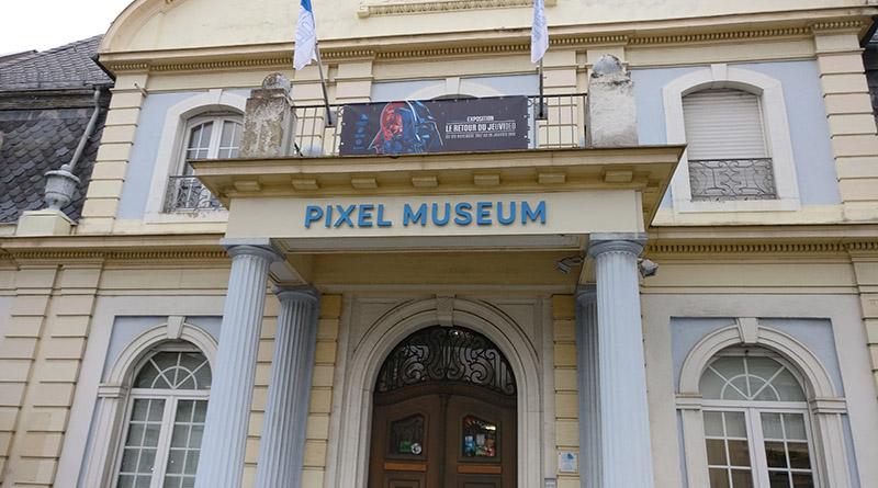 pixel museum