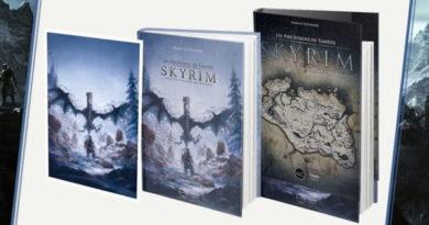 Skyrim : Les parchemins de tamriel