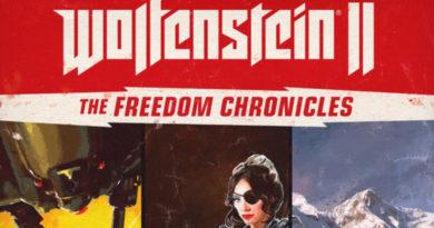 Wolfenstein II : Freedom Chronicles