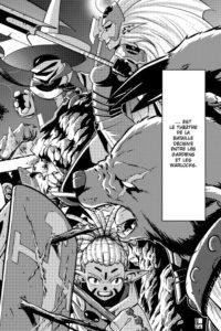 Epic Lanes manga extrait 2
